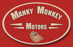 Enter Manky Monkey Motors